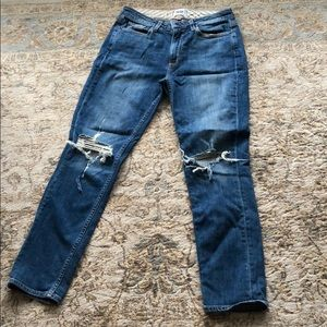 Paige Jeans - Carter Slim Distressed